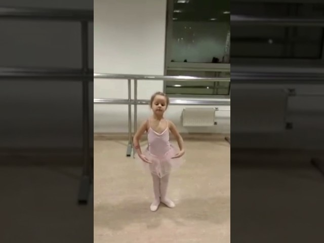 Маленькая балерина. Танцы для детей пермь