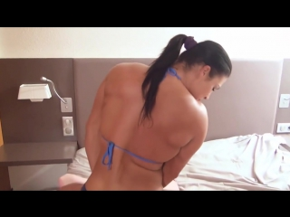 muscle domination girl