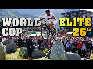 "UCI Trials Worldcup Les Menuires 2017 Elite 26"" Finals"
