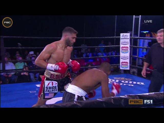 Elbiali vs Junior HIGHLIGHTS March 14 2017