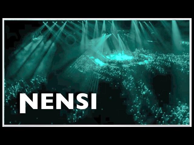 NENSI Нэнси Дым Сигарет с Ментолом TV menthol ★ style concert music 2013