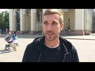 """Юрій Коломоєць. Перше інтерв'ю після повернення до """"Ворскли"""""""