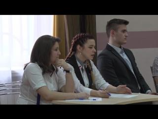 В Электростали прошли молодежные дебаты ()