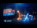 Advanced Electric FX Tutorial! 100 After Effects!