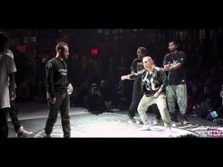 KOD France   Criminalz vs Heavyflow   Hip Hop Semi Final   #2016KODWORLDCUP
