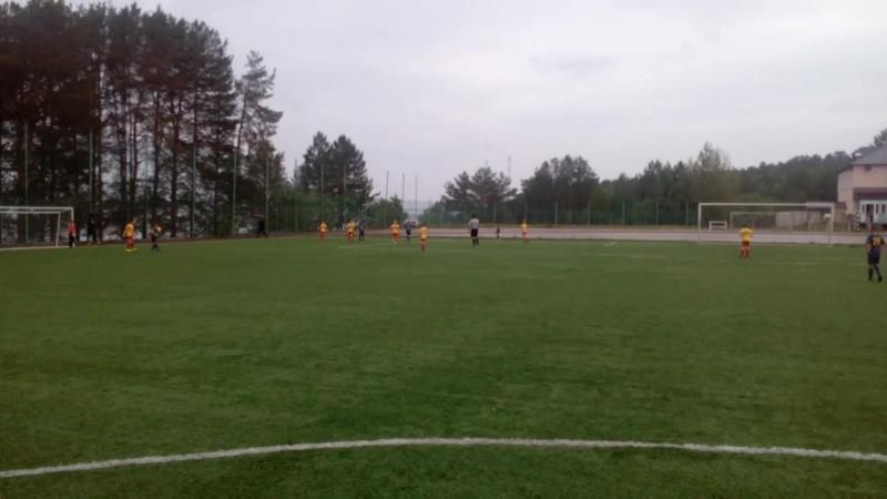 Турнир Кожанный мяч - Лысьва - Добрянка (0-2) 1 тайм
