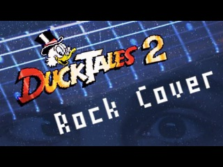 Ducktales 2 NES - Rock Cover by GNOM