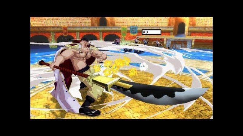 Прохождение One Piece Unlimited World 3 *Луччи* 16