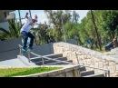 Crushing Skate Spots in Crete w Chris Haslam, Max Kruglov Co   GYROS FOR HEROES Part 1