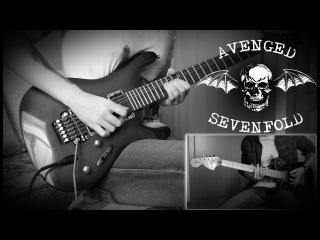 Avenged Sevenfold - Requiem (Guitar Cover w/Solo)