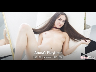 #PRon Aruna Aghora (Aruna's Playtime) 2017 г., Solo, Teen, Masturbation, Toys, Virtual Reality, VR, 1500p