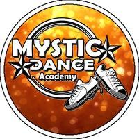 """Логотип ШКОЛА ТАНЦЕВ Калуга """"MYSTIC DANCE"""""""""""