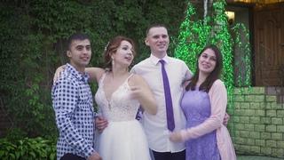 Прекрасный свадебный день. 6 часть. Банкет, фото сессия. 2018_08_17