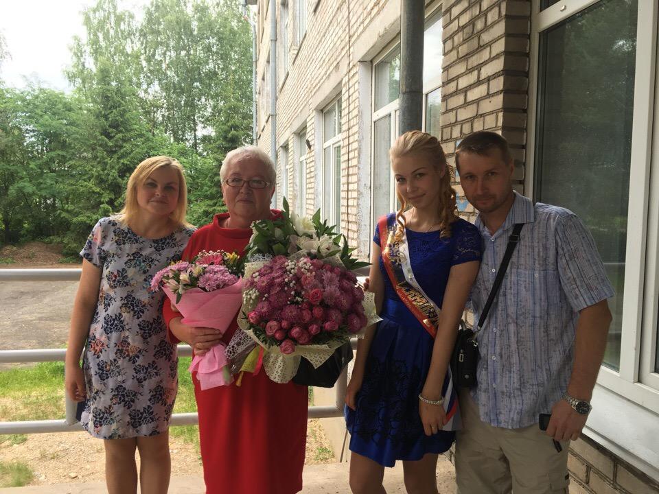 семья алексея назарова фото