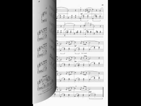 Andrej Klassen Valse nostalgique from the Book Piano pieces