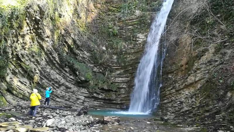 Слезы Лауры Водопады нашего района