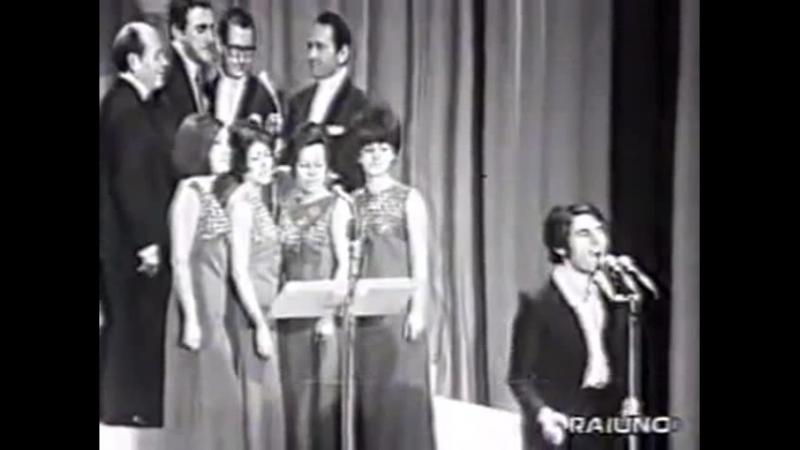 01 02 1968 Deborah Fausto Leali Sanremo