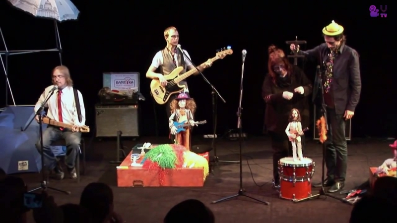 Спектакль-концерт «Прекрасная Вампука» на фестивале «Культурная столица»