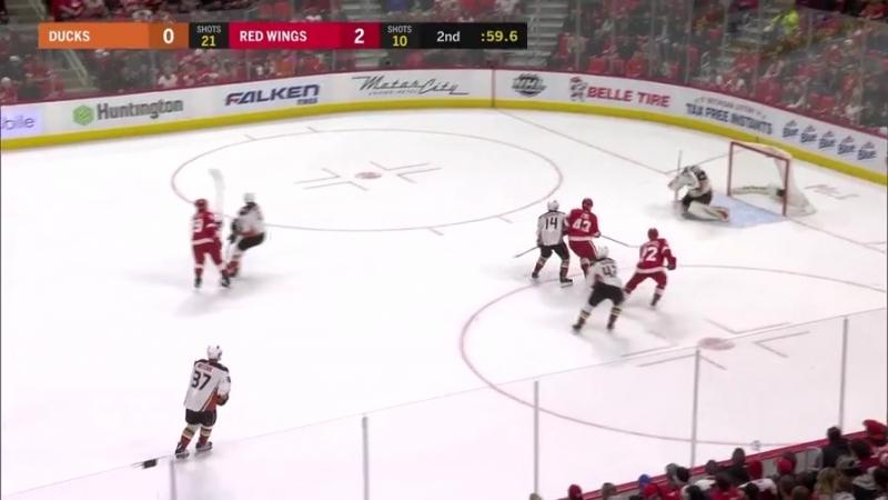 Highlights ANA vs DET Feb 13, 2018
