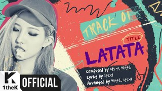 "[Teaser] (G)I-DLE ((여자)아이들) _ 1st Mini album ""I am"" Audio snippet"
