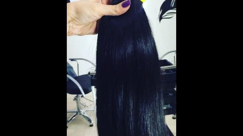 💜💜💜 У нас в Hair Studio Dorozhe Zolota новая поставка волос😍💜💜💜 Славяночка двойной вычес💜 ☎️ 79788246101