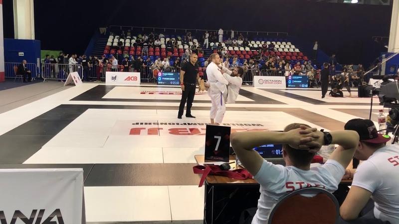 Pavel Isaev - Tariel Zhvania (Грузия) ACB JJ
