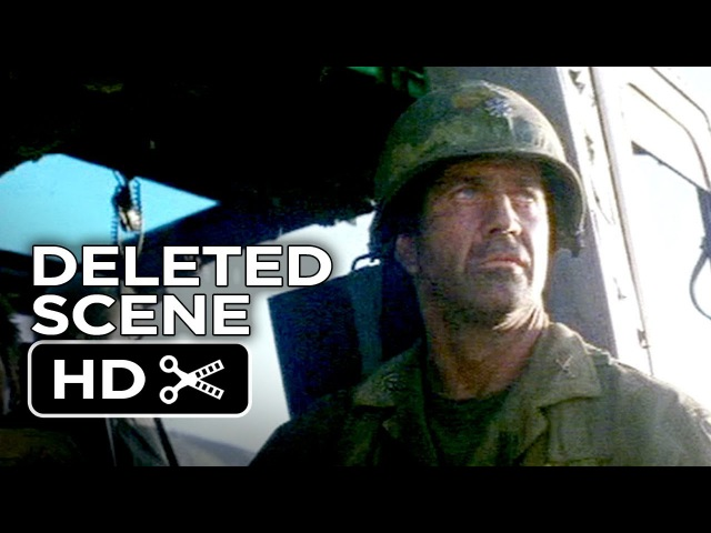 We Were Soldiers Deleted Scene Back From Battle 2002 Mel Gibson War Movie HD