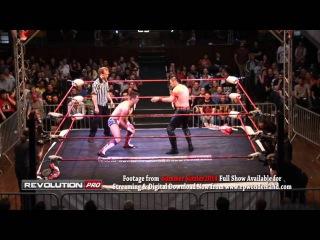 RevPro TV #6 feat: Shinsuke Nakamura vs Zack Sabre Jr