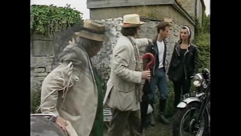 Doctor Who The Classic Series Delta and the Bannermen Классический Доктор Кто Дельта и знаменосцы 3 из 3 MKVADRAT РУС