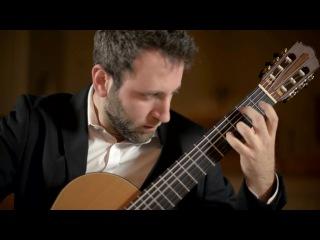 Adam Cicchillitti performs Milonga del Mar - Patrick Roux - Scènes panoramiques