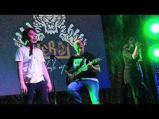 """Le Roi Blackout - Презентация альбома """"Начало""""   live"""