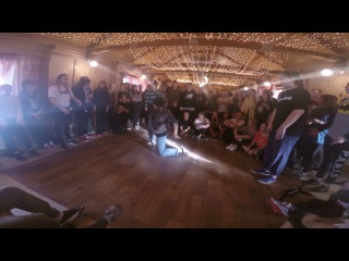 Rozaly Hip-Hop Select Battle on the Hill Perm Russia