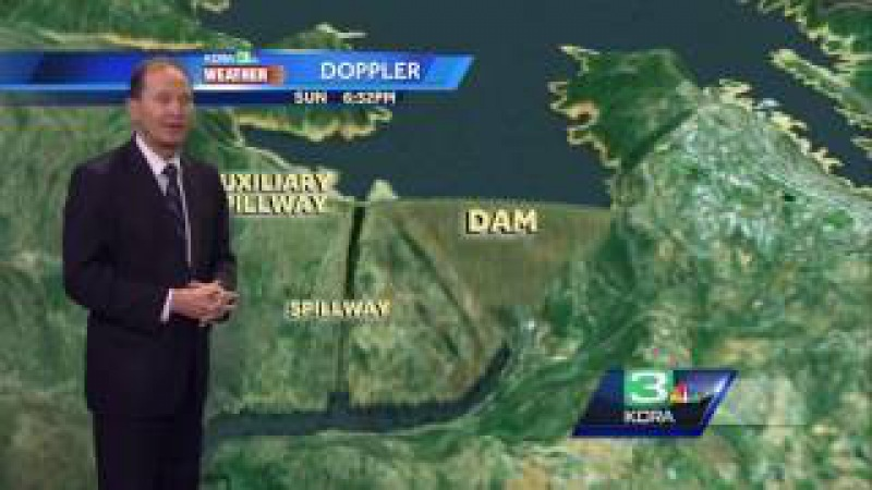 Mark Finan discusses the Oroville auxillary spillway erosion
