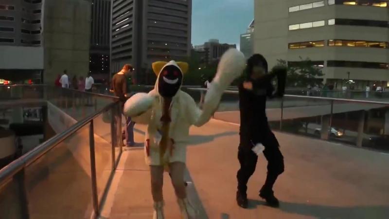 Tank9 Otakon 2012 Dance