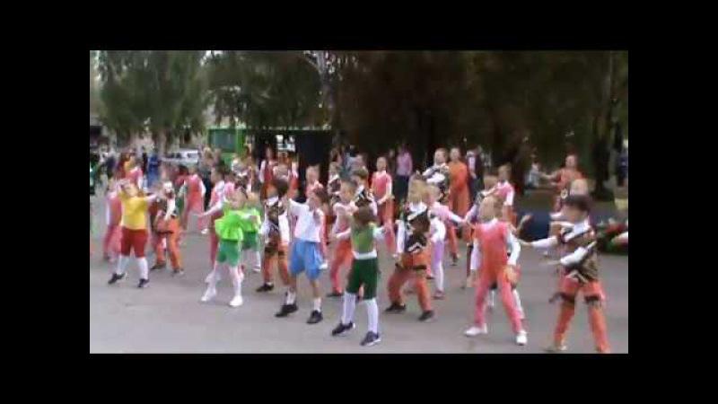 Зиронька Город детства 02 09 2017 Ярмарка Луганск