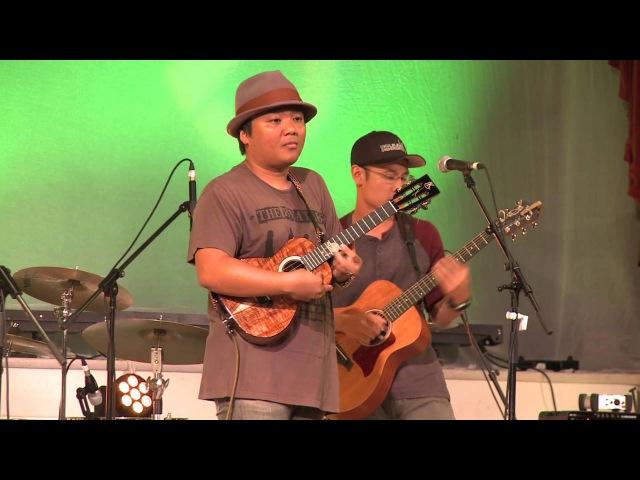Aldrine Guerrero play Malaguena Europa at Chelteham Uke Fest