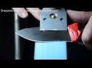 Brúsenie S čepele na Tormek T7 - ZT300 S30V (Sharpening S blade to TORMEK T7)