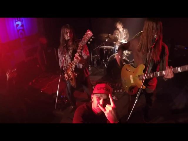 Казускома - Нельзя быть молодым, live, Украина, Харьков, Art-Club Yellow Zeppelin