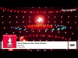 Simon Patterson feat. Sarah Howells - Dissolve (Original Mix)