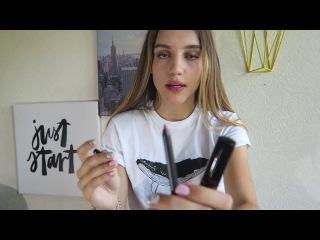 ОБЗОР ПОМАД ОТ КАЙЛИ ДЖЕННЕР + SWATCHES  ♡ Kylie Jenner Lip Kit REVIEW