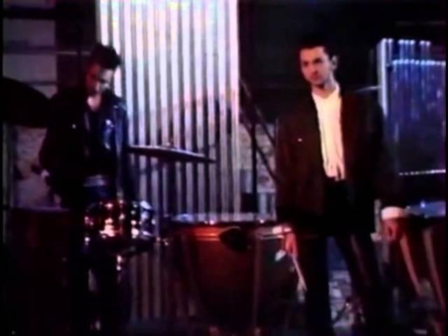 Depeche Mode Blasphemous rumours Cote d'Amour performance