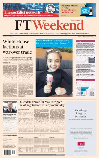 Financial Times USA 11 March 2017 FreeMags