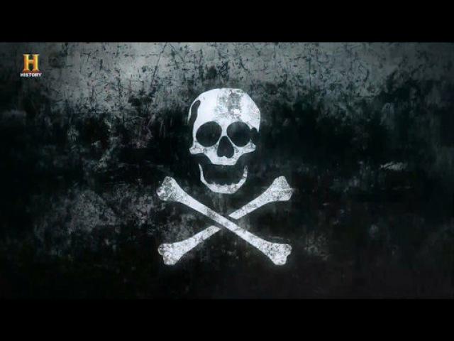 Пиратское сокровище тамплиеров 4 Забытая крепость 2015 History Channel
