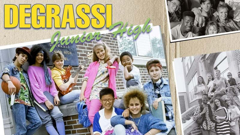 Подростки с улицы Деграсси Degrassi Junior High 1 сезон 1 2 серии 1987 Перевод ДиоНиК