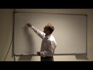 Мифы опционной торговли | Эксклюзивная лекция Владимира Твардовского | Финам