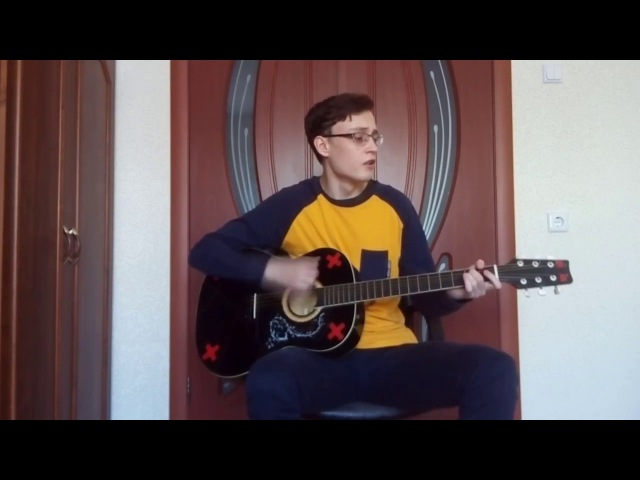 The Killers - Mr. Brightside acoustic cover by another untalented noname