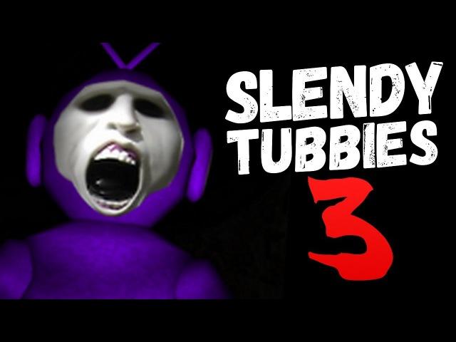 ВСЯ ПРАВДА О ТЕЛЕПУЗИКАХ! - Slendytubbies 3