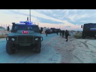 Часовой. Сирия. Военная полиция (, Познавательный)