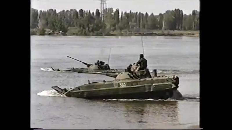 В/ч 10885 109 ОИСБ Учения Песковатка 1999 год.