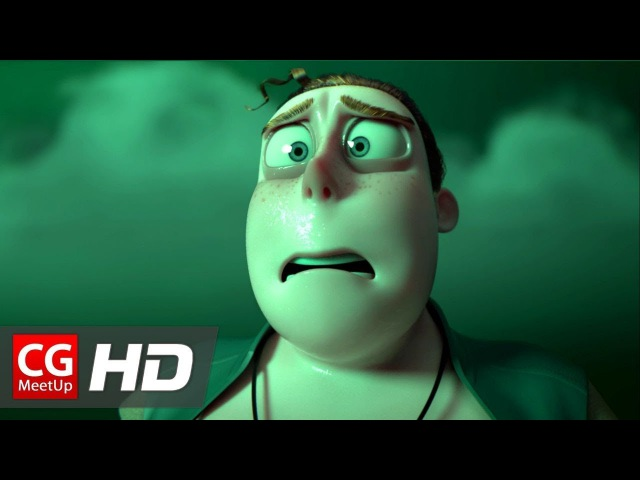 CGI Animated Short Film Creature From The Lake by ISART DIGITAL CGMeetup